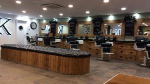K Barbers Billericay