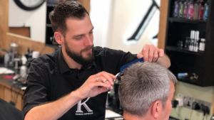 K Barbers Barbering Services