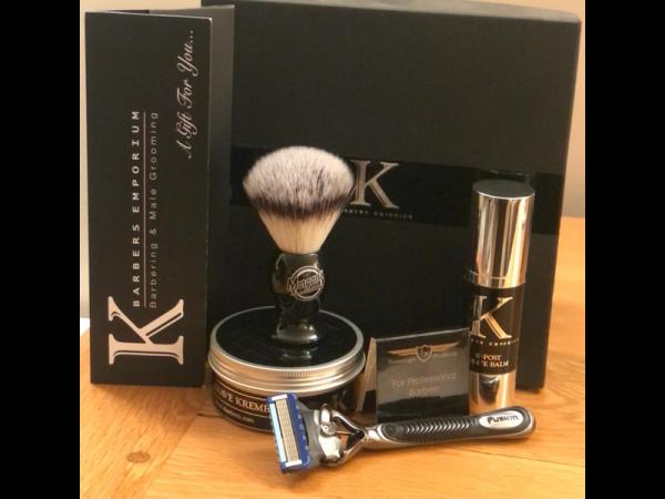 K Teenage Shave Set Image
